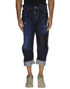 DSQUARED2 DENIM Denim παντελόνια κάπρι