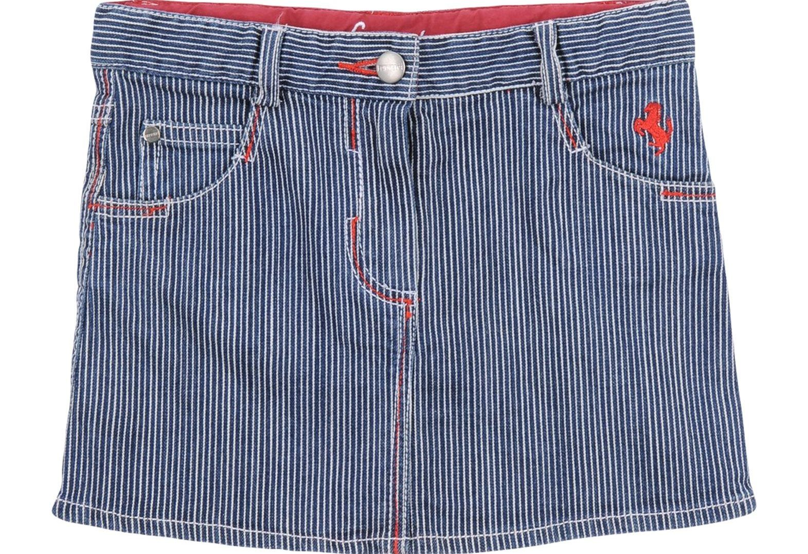 FERRARI DENIM Denim φούστα
