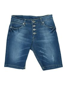 DONDUP DKING DENIM Denim βερμούδες