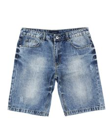 HEACH JUNIOR by SILVIAN HEACH DENIM Denim βερμούδες 2b0088f2e45