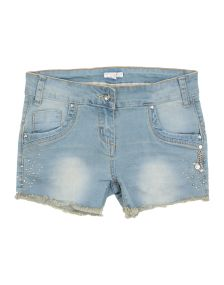 ARTIGLI Girl DENIM Denim βερμούδες