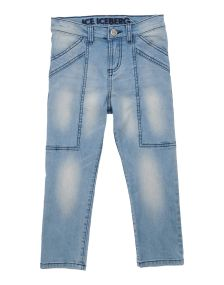 ICE ICEBERG JUNIOR DENIM Τζιν