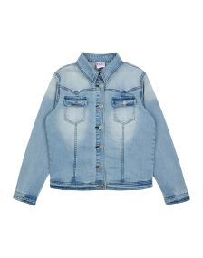 ICE ICEBERG JUNIOR DENIM Denim τζάκετ