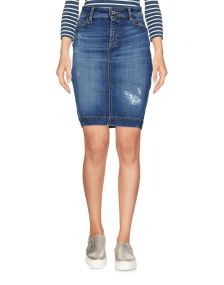 JUST CAVALLI DENIM Denim φούστα