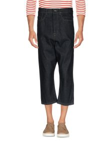 DRKSHDW by RICK OWENS DENIM Denim παντελόνια κάπρι