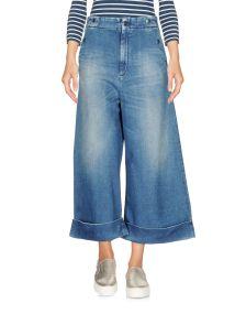THE SEAFARER DENIM Denim παντελόνια κάπρι