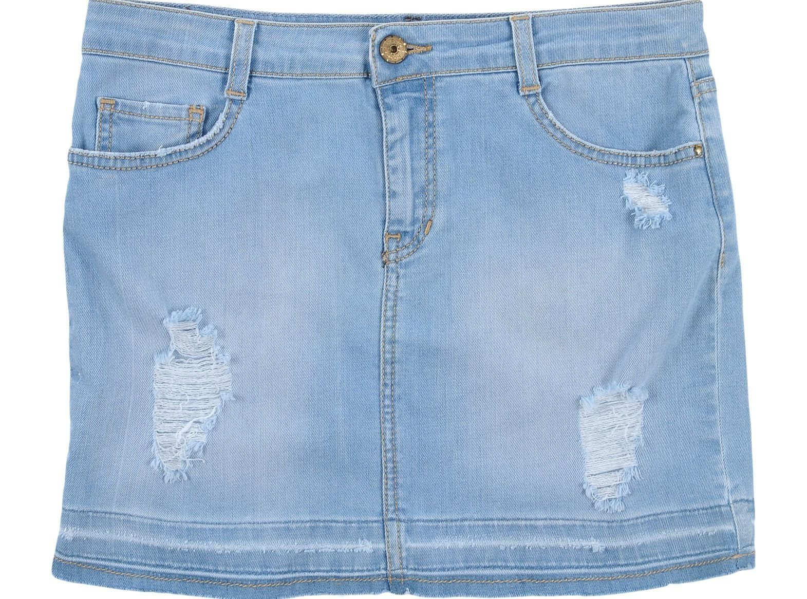 KOCCA DENIM Denim φούστα
