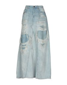 MAISON SCOTCH DENIM Denim φούστα