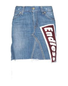 ODI ET AMO with LEVI'S DENIM Denim φούστα
