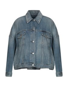 MM6 MAISON MARGIELA DENIM Denim τζάκετ