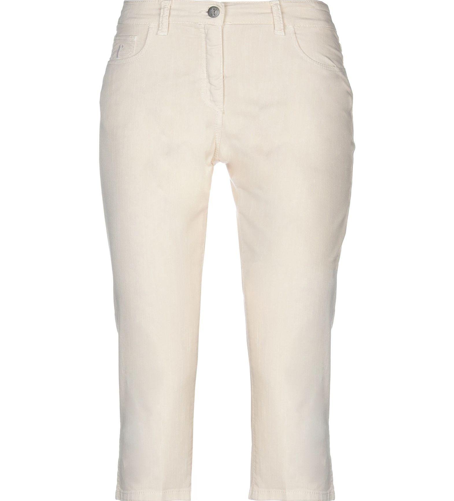 FERRANTE DENIM Denim παντελόνια κάπρι