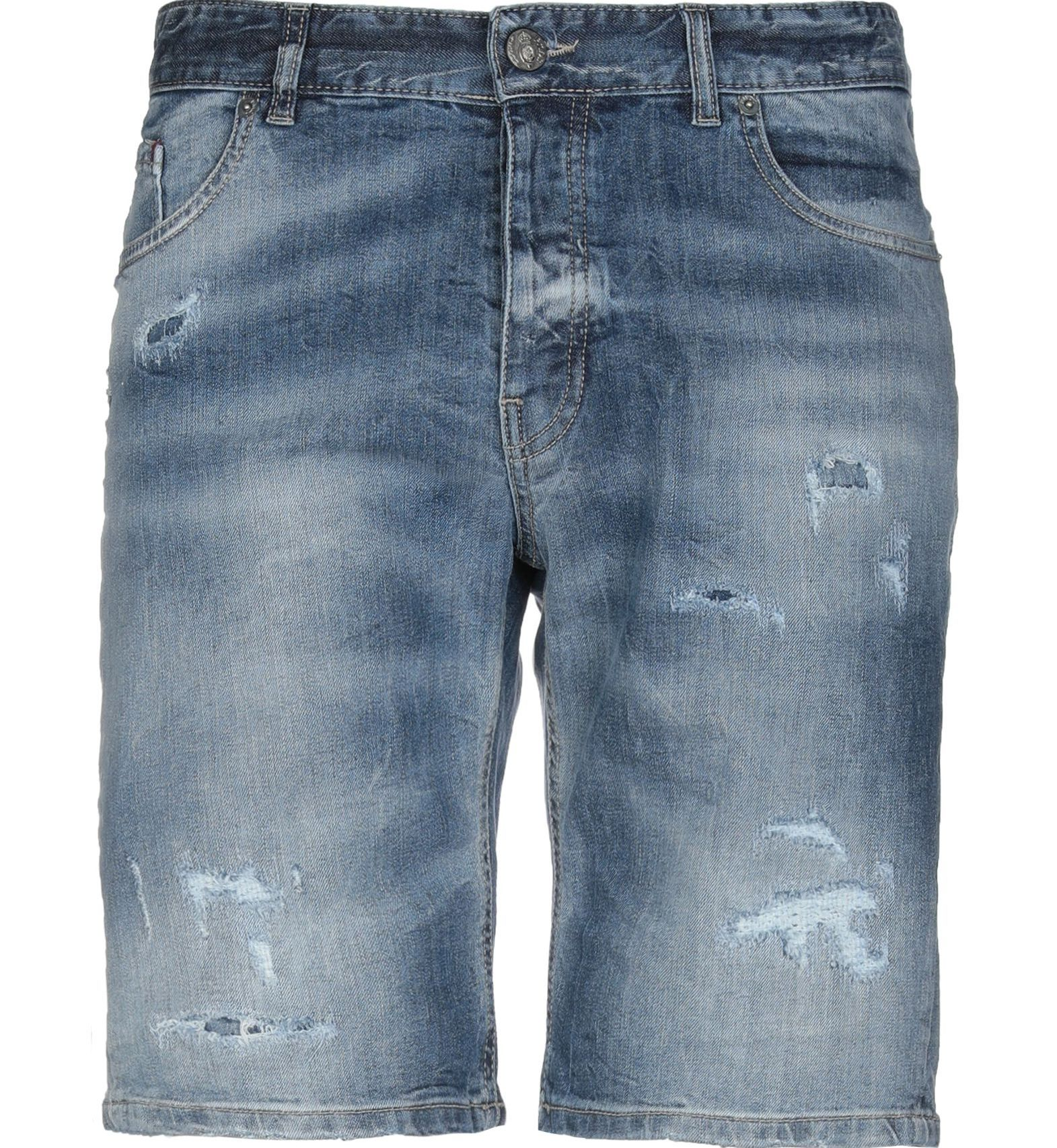 PMDS PREMIUM MOOD DENIM SUPERIOR DENIM Denim βερμούδες