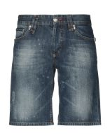 PHILIPP PLEIN DENIM Denim βερμούδες image