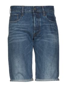 G-STAR RAW DENIM Denim βερμούδες