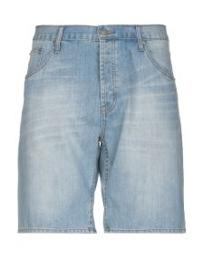 CHEAP MONDAY DENIM Denim βερμούδες