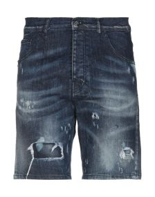 FRANKIE MORELLO DENIM Denim βερμούδες