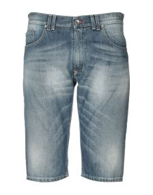 WILLIAMS WILSON DENIM Denim βερμούδες