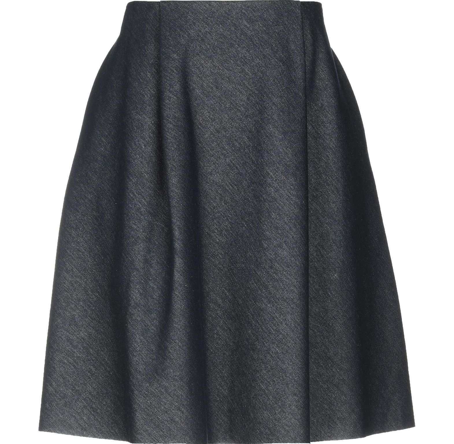HARRIS WHARF LONDON DENIM Denim φούστα