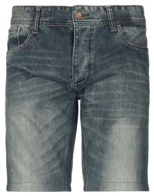 JACK & JONES DENIM Denim βερμούδες