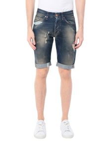 MNML COUTURE DENIM Denim βερμούδες