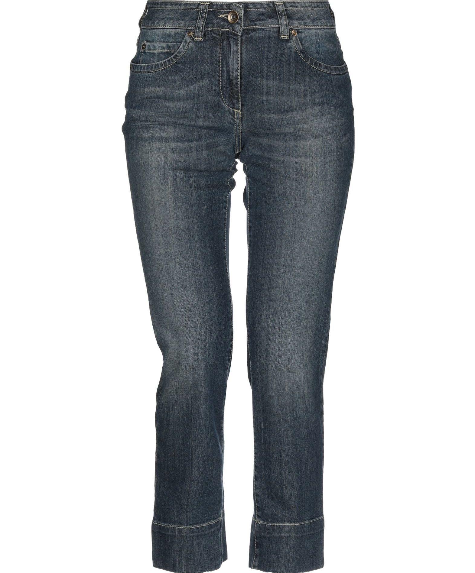 HENRY COTTON'S DENIM Denim παντελόνια κάπρι