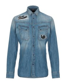 JUST CAVALLI DENIM Πουκάμισο denim