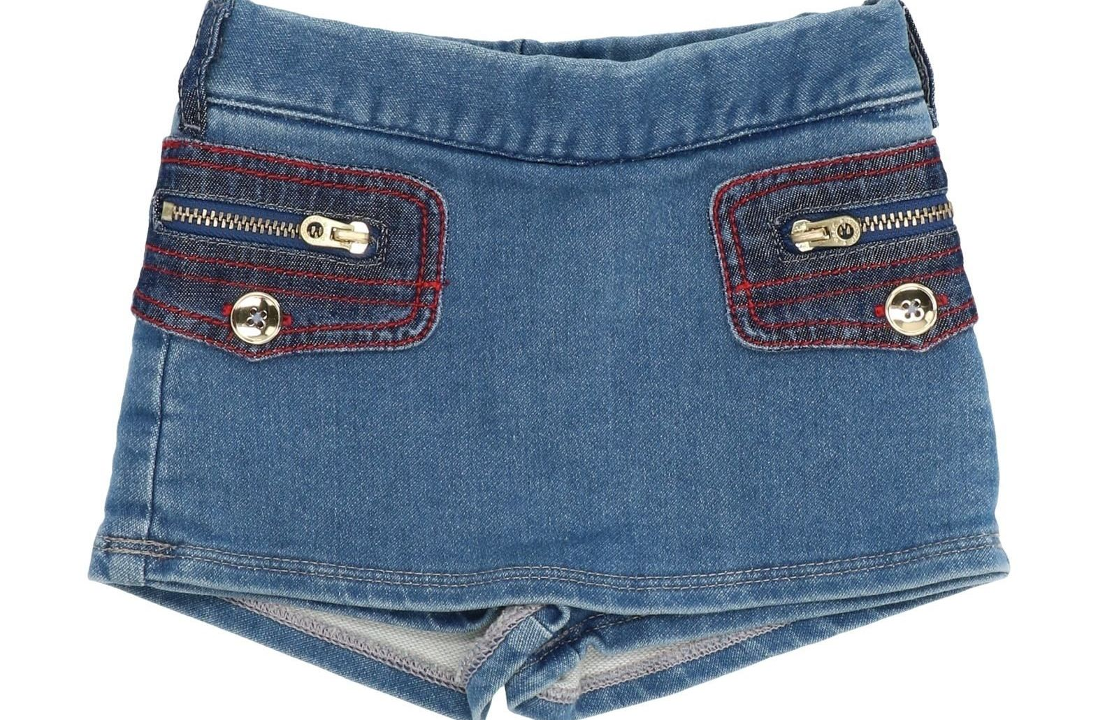 LITTLE MARC JACOBS DENIM Denim φούστα