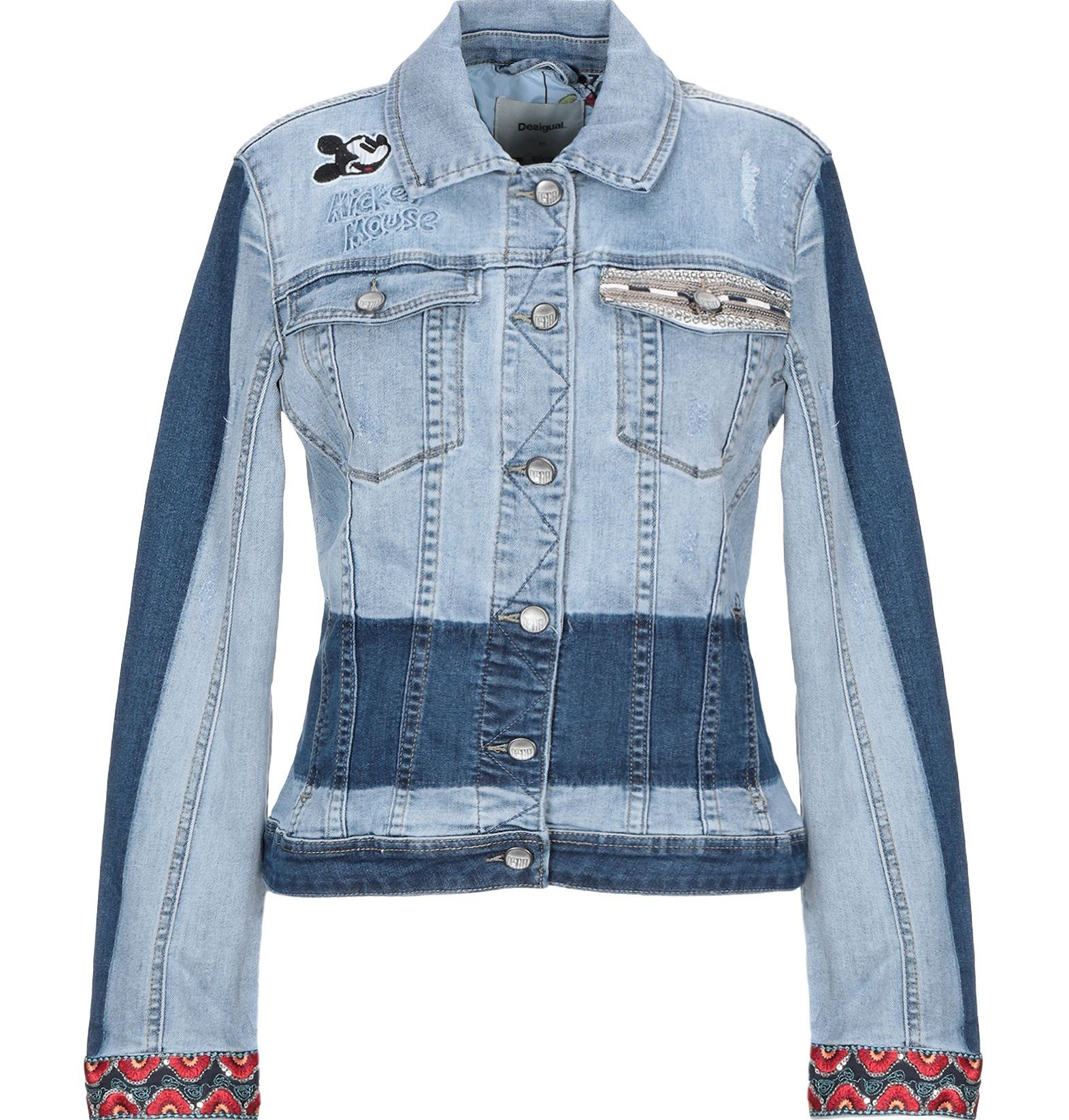 DESIGUAL DISNEY DENIM Denim τζάκετ