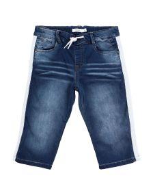 NAME IT® DENIM Denim παντελόνια κάπρι