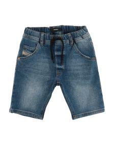DIESEL DENIM Denim παντελόνια κάπρι