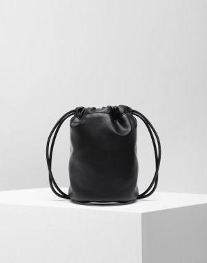Mm6 By Maison Margiela Crossbody Bag Black