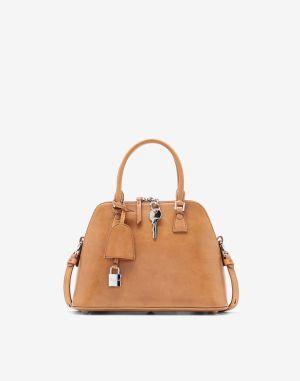 Maison Margiela Handbag Camel