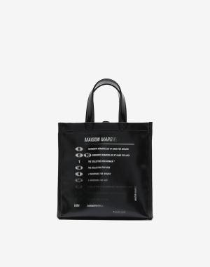 Mm6 By Maison Margiela Tote Black