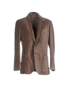 SCOTT BARBER Κοστούμια και Σακάκια Μπλέιζερ