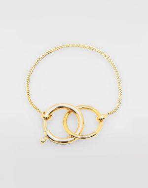 Mm6 By Maison Margiela Bracelet Gold