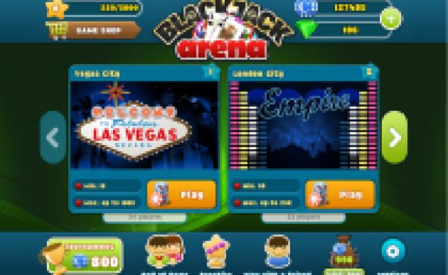 Blackjack Arena Play Online For Free Youdagames
