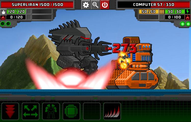 Supermechs - Play online for free   Youdagames.com