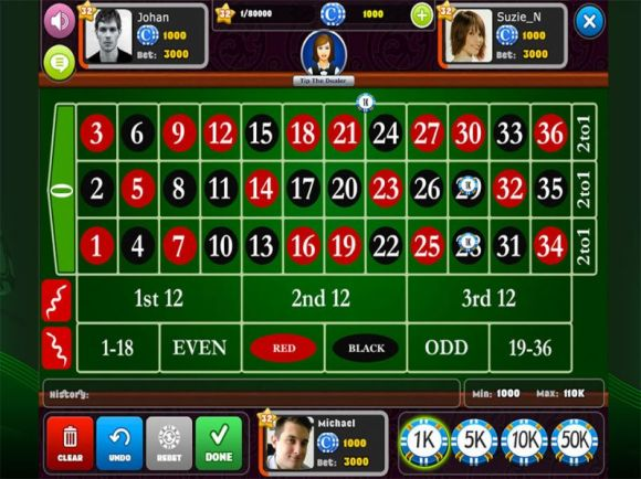 Roulette Arena - Play online for free | Youdagames.com