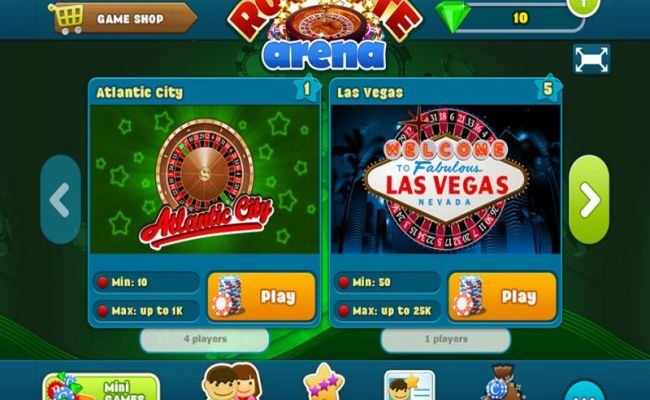Roulette Arena Speel Gratis Online Youdagames