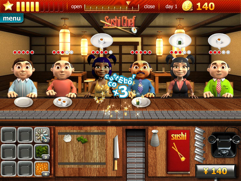 Restaurant Games Offline Pc