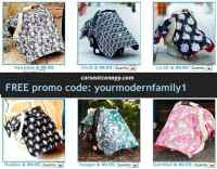Free Baby Car Seat Canopy