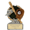 Baseball Resin Sports Trophy