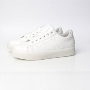 Γυναικεία παπούτσια sneakers λευκά