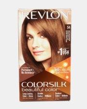 revlon colorsilk permanent hair