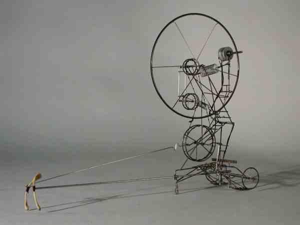 Arthur Ganson Kinetic Sculpture