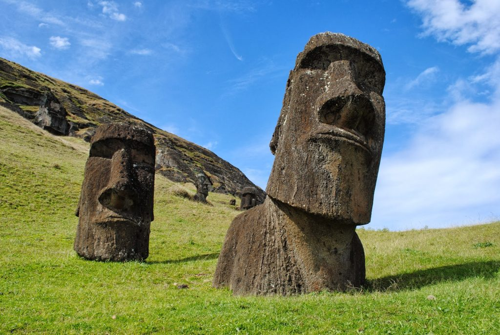 Researchers Find Early Connection Between Easter Island