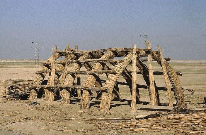 Ma'dan houses