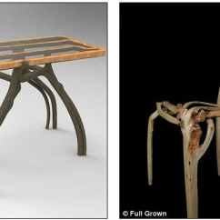 Just Chairs And Tables Giraffe High Chair Eco Friendly Designer Grows Trees That Become