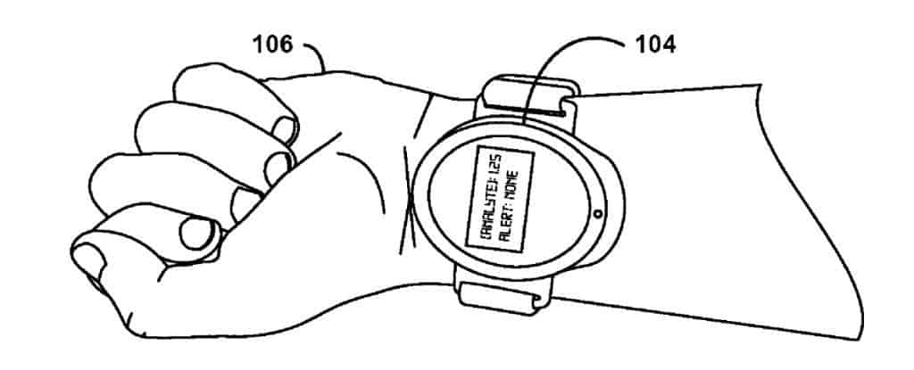 Google files patent for needle-free blood extraction