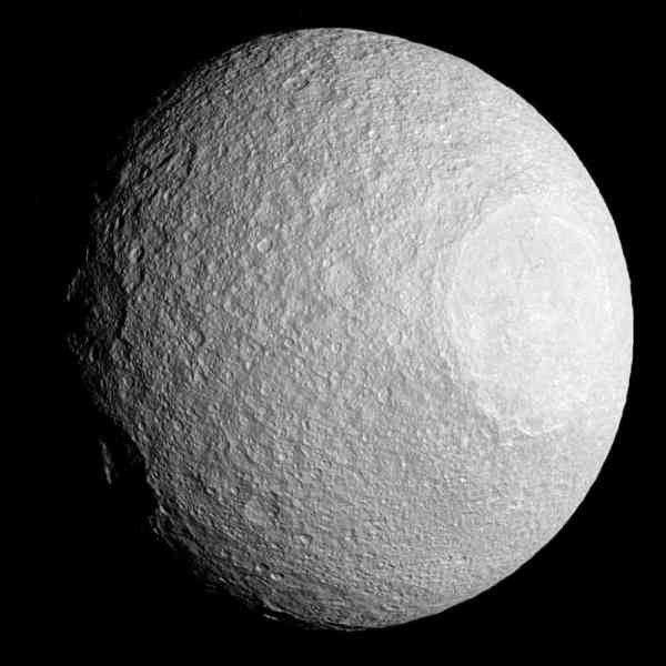 NASA Cassini Saturn Photos Moons